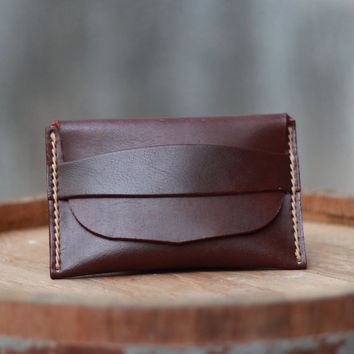 Card wallets for women --- credit card from JooJoobs on Etsy