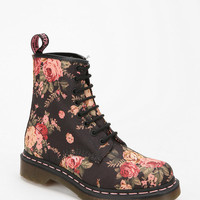 Urban Outfitters - Dr. Martens Floral Lace-Up Boot