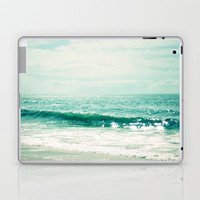 Sea of Tranquility... Laptop & iPad Skin by Lisa Argyropoulos