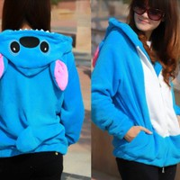 Cute Stitch Hoodie FSWY321(instock at 15th Mar.)