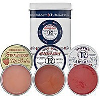 Rosebud StackLavish Layers (Salve, Mint & Strawberry in .8oz Tin each): Health & Personal Care