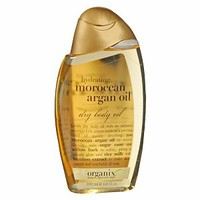 Organix Hydrating Moroccan Argan Oil, Dry Body Oil