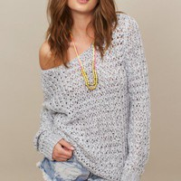 Stylestalker Electronic Knit Sweater
