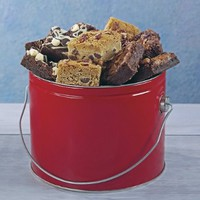 Stew Leonard's - Brownie Bucket-Half Gallon