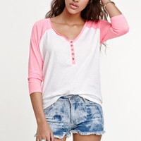 Billabong The Relay Raglan Tee at PacSun.com