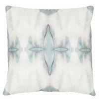 eskayel ripple pillow - pearl - ABC Carpet & Home