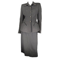 Briarbrook Tailored by Leslie Fay 1940's