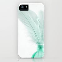 Blue in Blue iPhone & iPod Case by kelly*n photography