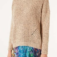 Knitted Chunky Rib Jumper - New In This Week  - New In