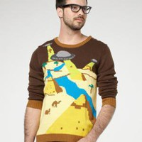 fredflare.com | 877-798-2807 | men's Toddland pyramid scheme sweater