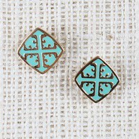 Charming Fall Earrings