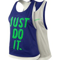 Nike Women's Breathin Reversible Tank Top