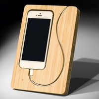 Generate Chisel iPhone Dock
