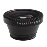 180 Degree Fisheye Lens for Apple iPhone