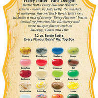 HARRY POTTER Bertie Botts Every Flavour Flavour Beans