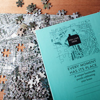 Postcode Puzzles at Firebox.com