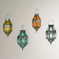 Small Antigua Hanging Lantern