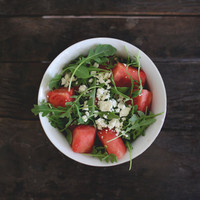 Recipe: Watermelon & Feta Salad - Free People Blog