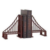 Torre & Tagus Antique Bridge Bookends