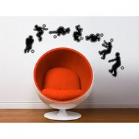 ADZif Ado FlatSpin540 Wall Decal - A6803 - All Wall Art - Wall Art & Coverings - Decor