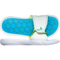 Under Armour Women's Playmaker V Slide