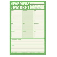 Farmer's Market Pad - Whimsical & Unique Gift Ideas for the Coolest Gift Givers