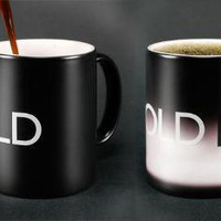 HotCold Mug by Damian O'Sullivan for Charles & Marie