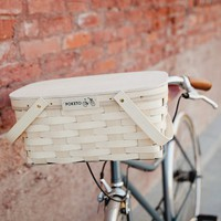 Poketo Picnic Bike Basket