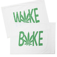 THE RISE AND FALL The WakeBake Pillowcases : Karmaloop.com - Global Concrete Culture