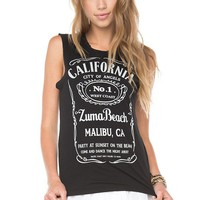 Brandy ♥ Melville |  Raisa Zuma Beach Tank - Graphic Tops - Clothing