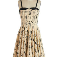 Clowning Around Dress | Mod Retro Vintage Dresses | ModCloth.com