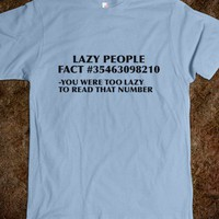 Lazy - SEDesigns - Skreened T-shirts, Organic Shirts, Hoodies, Kids Tees, Baby One-Pieces and Tote Bags