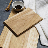 canvas  — Slanted Edge Chopping Board