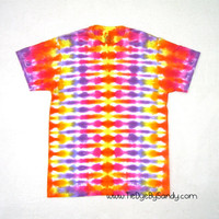 Adult Medium DNA Tie Dye Shirt