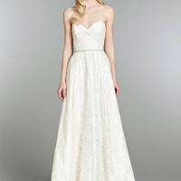 Bridal Gowns, Wedding Dresses by Jim Hjelm Blush - Style 1356