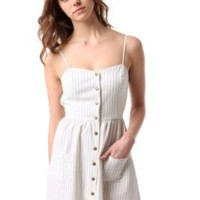COPE Linen Sundress