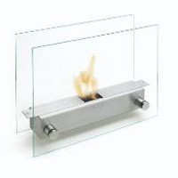 Apollo Tabletop Fireplace by Wolf Udo Wagner for Ameico