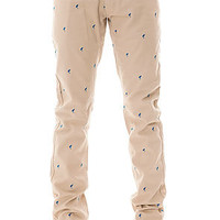 Akomplice The Flamingo Pants in Tan : Karmaloop.com - Global Concrete Culture