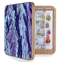 DENY Designs Home Accessories | Rosie Brown Amethyst Ferns BlingBox
