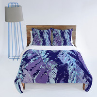 DENY Designs Home Accessories | Rosie Brown Amethyst Ferns Duvet Cover
