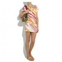 EMILIO PUCCI fashion printed dress - Hot Sale