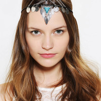 Cavern Goddess Chain Headwrap