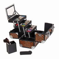 SHANY Cosmetics Premium Collection Makeup Train Case