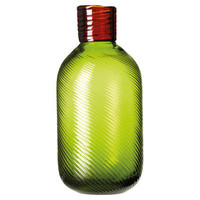 Glass Bottle Vase - OKA