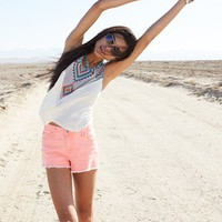 Lush Tank, See Thru Soul Shorts & Accessories | Nordstrom