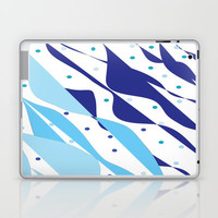 Wind & Sails Laptop & iPad Skin by Rosie Brown