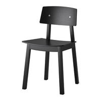 SIGURD Chair - black  - IKEA