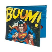 Superman BOOM! Wallet, Charcoal | Journeys Shoes