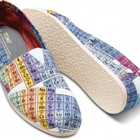 Periodic Table Men's Vegan Classics