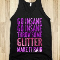 Throw Some Glitter - Party Time - Skreened T-shirts, Organic Shirts, Hoodies, Kids Tees, Baby One-Pieces and Tote Bags